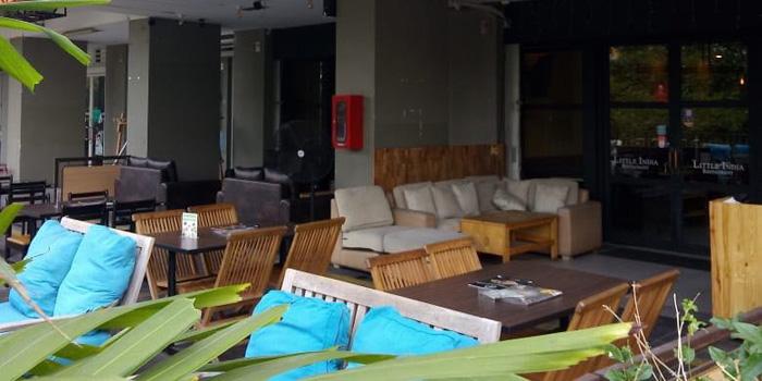 Exterior 2 at Little India, Thamrin