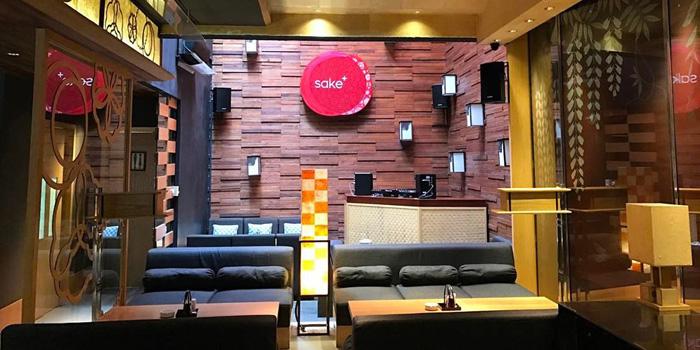 Interior 1 at Sake+, Senopati