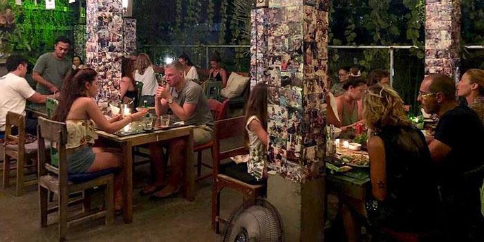 Interior from MyWarung Petitenget, Seminyak, Bali