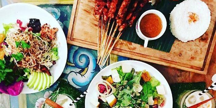 Food Menu from MyWarung (Ubud) at Ubud, Bali