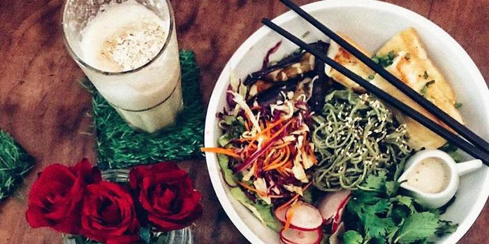 Salad Menu from MyWarung (Ubud) at Ubud, Bali