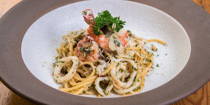 Aglio Olio Peperoncino at VIN+, Street Gallery