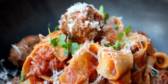 Amazing Meatballs from Lola by Cocotte at 39 Ekkamai Alley soi 12 Khlong Tan Nua, Wattana Bangkok