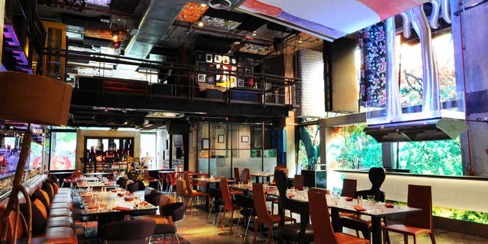 Ambience of Party House One at Siam@Siam Design Hotel Bangkok 865 Rama 1 Road Wang Mai, Patumwan Bangkok
