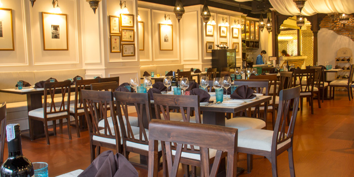 Ambience of Masala Art at 88, Eight Thonglor Building 2nd Floor, Unit L-205 Thonglor Soi 8, Sukhumvit Soi 55 Klongton Nua, Wattana, Bangkok