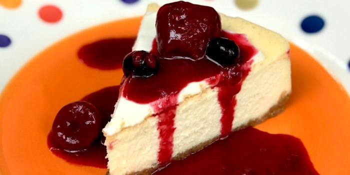 Berry Cheese Cake from Lola by Cocotte at 39 Ekkamai Alley soi 12 Khlong Tan Nua, Wattana Bangkok