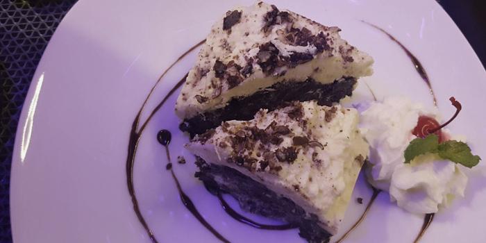 Dessert from Fork & Cork Bar & Restaurant at W22 Hotel 422 Mittraphan Rd., Pomprap, Pomprapsattruphai Bangkok