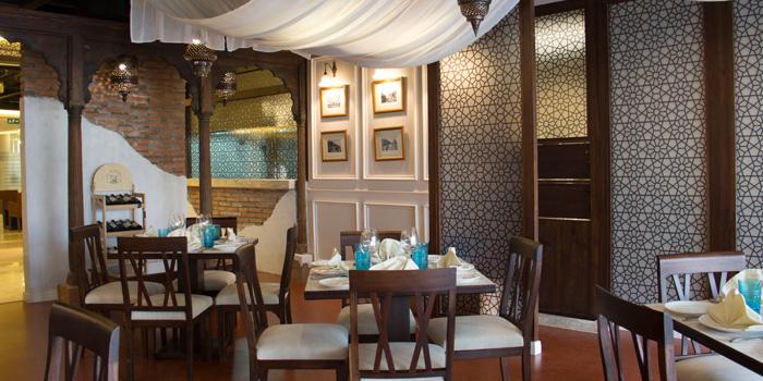 The Dining Table of Masala Art at 88, Eight Thonglor Building 2nd Floor, Unit L-205 Thonglor Soi 8, Sukhumvit Soi 55 Klongton Nua, Wattana, Bangkok