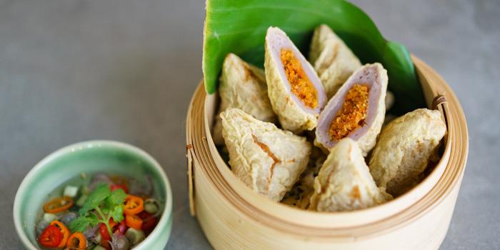 Fried Taro from Party House One at Siam@Siam Design Hotel Bangkok 865 Rama 1 Road Wang Mai, Patumwan Bangkok