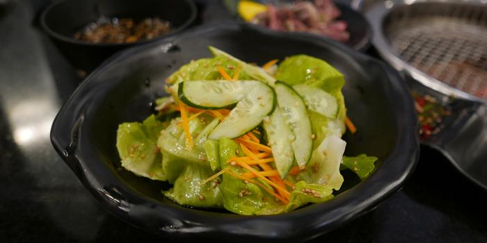 House Salad from Sankyu Takatown at 555/7 Project Takatown soi 39, Petchburiburi Rd Klongtonnua, Wattana Bangkok