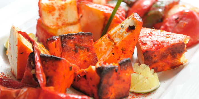 Lal Mirch La Paneer Tikka from Masala Art at 88, Eight Thonglor Building 2nd Floor, Unit L-205 Thonglor Soi 8, Sukhumvit Soi 55 Klongton Nua, Wattana, Bangkok