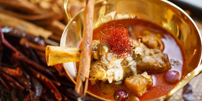 Masaman Lamb from Party House One at Siam@Siam Design Hotel Bangkok 865 Rama 1 Road Wang Mai, Patumwan Bangkok
