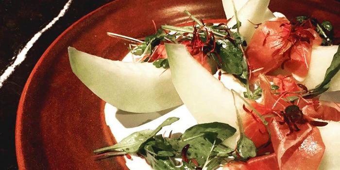 Parma Ham Melon from Salt at 111/2 Soi paholyothin 7 Paholyothin Rd Kwang samsennai, Khet Phayathai Bangkok