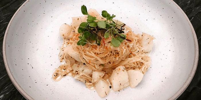 Pasta Scallops from Salt at 111/2 Soi paholyothin 7 Paholyothin Rd Kwang samsennai, Khet Phayathai Bangkok