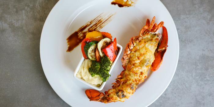 Signature Dish from Party House One at Siam@Siam Design Hotel Bangkok 865 Rama 1 Road Wang Mai, Patumwan Bangkok