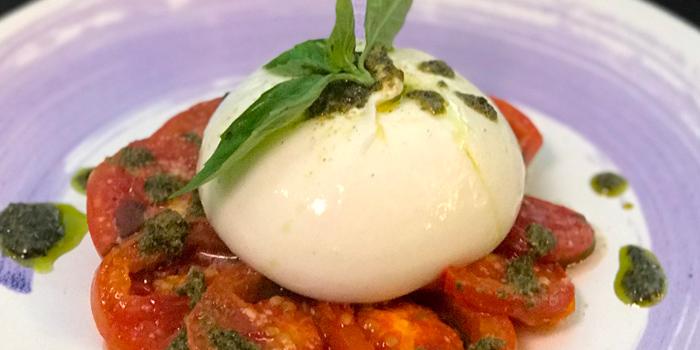Tomato Confit Pesto from Lola by Cocotte at 39 Ekkamai Alley soi 12 Khlong Tan Nua, Wattana Bangkok