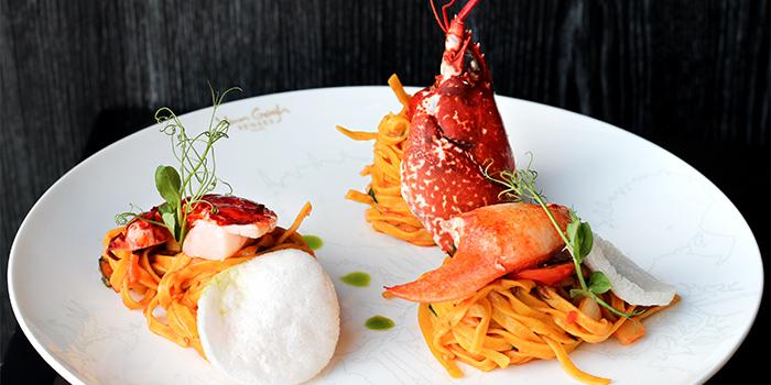Brittany Blue Lobster (Fresh) - Fresh Egg Fennel Trenette, Tsim Sha Tsui, Hong Kong
