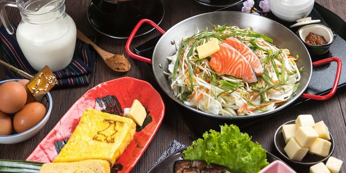 Dish 1 at Hokkaido Izakaya, Jakarta