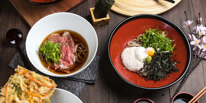Dish 2 at Hokkaido Izakaya, Jakarta