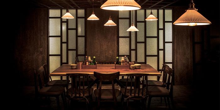 Interior, UOHARU, Central, Hong Kong