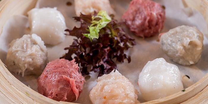 Assorted Meat Balls, A Fat Hotpot, Tsim Sha Tsui, Hong Kong