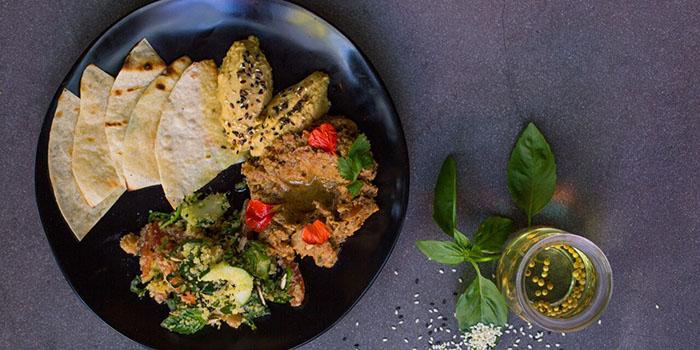 Dish 2 at Savage Kitchen, Bali