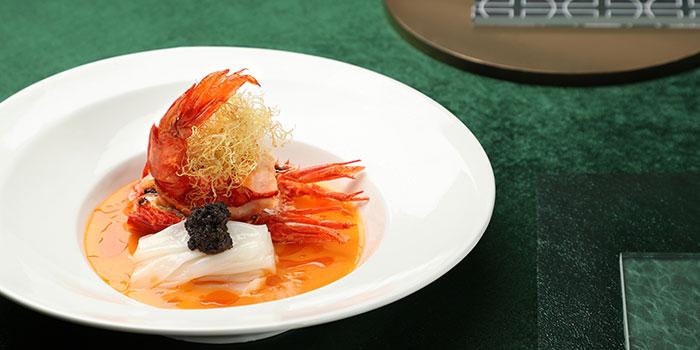Braised Lobster Truffle Soup with Carabinero Prawn, Cuisine Cuisine (Tsim Sha Tsui), Tsim Sha Tsui, Hong Kong