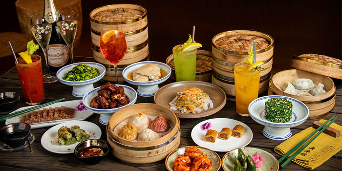 Brunch Spread, Old Bailey, Central, Hong Kong