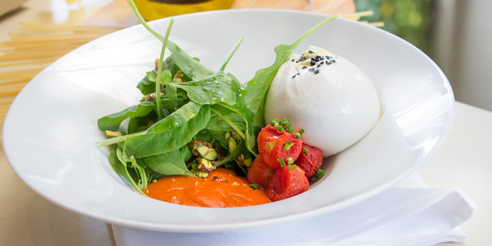 Burrata Datterini from Rossini