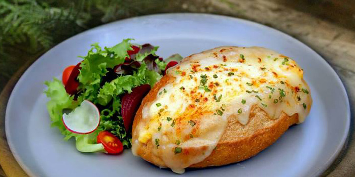 Cheesy Brew French French from Quaint Bangkok at 23 Soi Sukhumvit 61 Khlong Tan Nuea, Watthana Bangkok