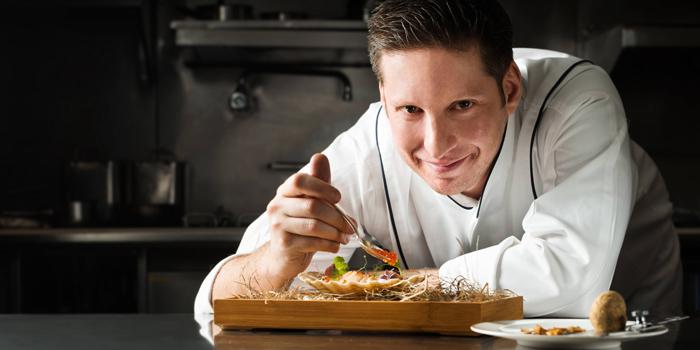 Chef Riccardo Catarsi, Nicholini
