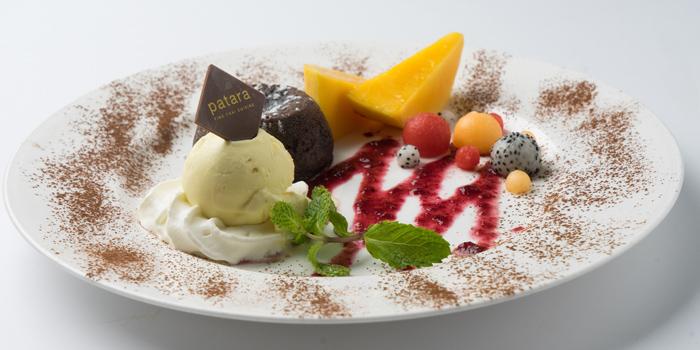 Chocolate Fondant from Patara fine Thai cuisine at 375 Thonglor Soi19 Sukhumvit Soi55 Khlong Tan Nuea Bangkok
