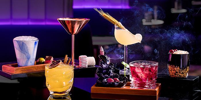 Cocktails Selection, Room One – Sports Bar, Tsim Sha Tsui, Hong Kong