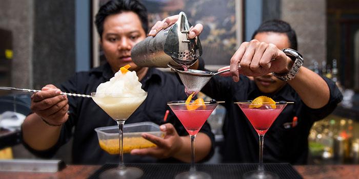 DIVINE Bartenders from Bridges Bali, Ubud, Bali