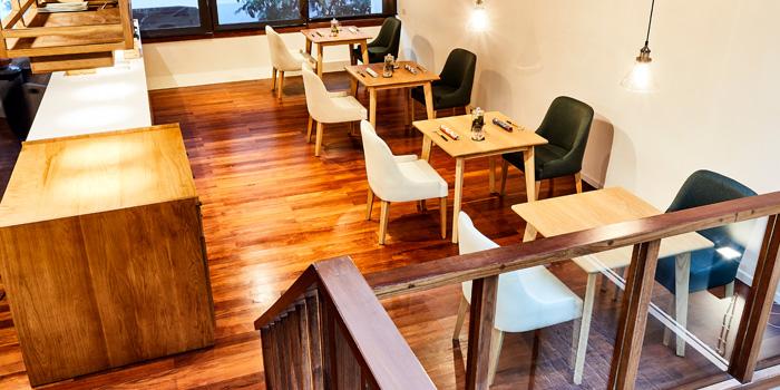 Dining Area of Mihara Tofuten Bangkok at 159/3 South Sathorn Road Tungmahamek, Sathorn Bangkok