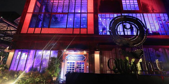Entrance of Quaint Bangkok at 23 Soi Sukhumvit 61 Khlong Tan Nuea, Watthana Bangkok