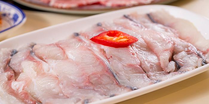 Fish, A Fat Hotpot, Tsim Sha Tsui, Hong Kong