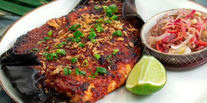 Ikan Goreng Pesmol, Potato Head, Sai Ying Pun, Hong Kong