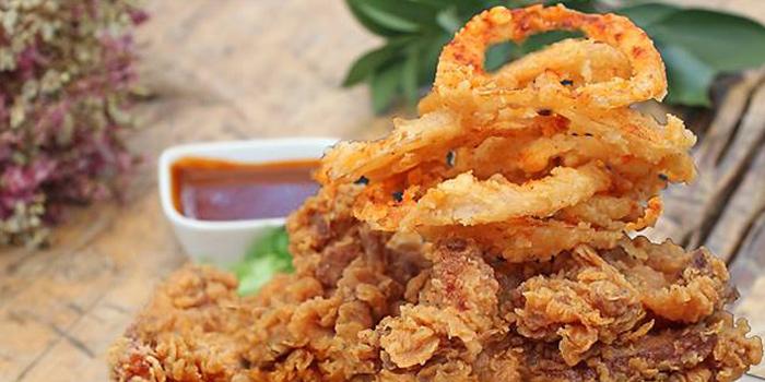 Fried Chicken from Quaint Bangkok at 23 Soi Sukhumvit 61 Khlong Tan Nuea, Watthana Bangkok