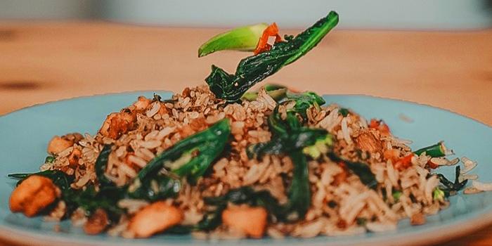 Fried Rice from Sansumran at 185/3 Soi Sukhumvit 31(Sawasdee)  Klong Tan Nuea, Wattana Bangkok