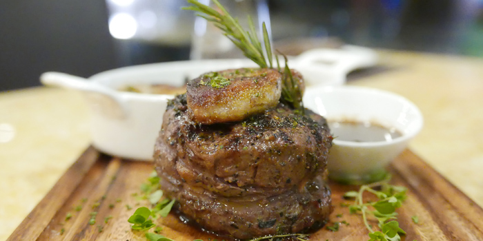 Grill Dishes from Brunello at 15 Soi Rama IX 58 Suanluang Bangkok