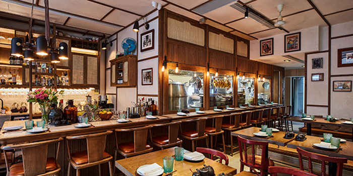 Interior, Madame Ching, Wan Chai, Hong Kong