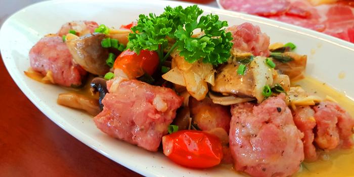 Italian Sausage from Peppe Italian Food & Wine at 1954/3 Soi 60 Sukhumvit Rd Bang Chak,Phra Khanong Bangkok