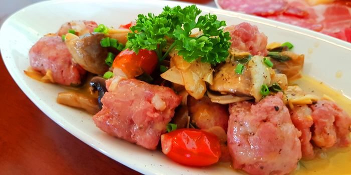 Italian Sausage from Peppe Italian Food & Wine at 1954/3 Soi 60 Sukhumvit Rd Bang Chak,Phra Khanong Bangkok