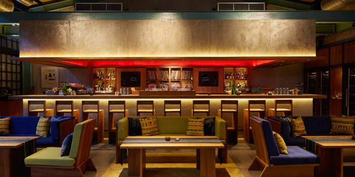 Interior 1 at KAUM, Jakarta