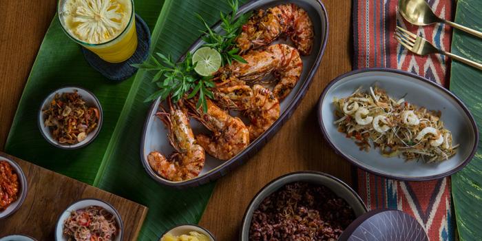Dish 3 at KAUM, Jakarta
