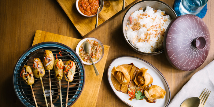 Dish 2 at KAUM, Jakarta