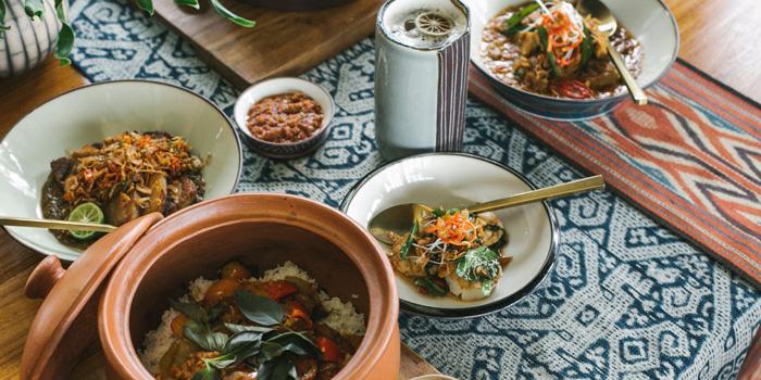 Dish 4 at KAUM, Jakarta