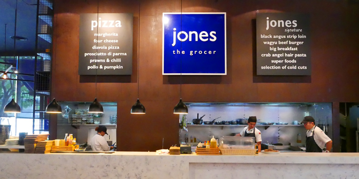 Kitchen Area from Jones the Grocer The EmQuartier 693,695 Sukhumvit Road Klong Ton Nua, Wattana Bangkok