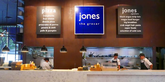 Kitchen Area from Jones the Grocer The EmQuartier 693,695 Sukhumvit Road Klong Ton Nua, Wattana Bangkok